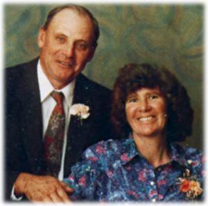David and Rosemary Trevilyan